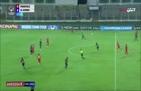 خلاصه مسابقه فوتبال پرسپولیس 1 - الوحده 0