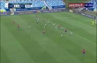 خلاصه بازی فوتبال شیلی - بولیوی