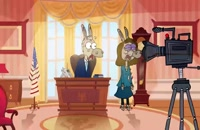 انیمیشن خانه پوشالی؛ قسمت (3) دروغگویی جلوی دوربین