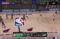 خلاصه بازی بسکتبال میامی هیت - بوستون سلتیکس