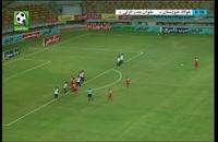 خلاصه بازی فوتبال فولاد - ملوان