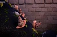 انیمیشن کوتاه حلزون و نهنگ (زبان اصلی) The Snail and the Whale