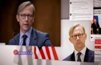 استعفای برایان هوک شکستی دیگر برای کاخ سفید