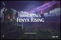 گیم پلی Immortals Fenyx Rising