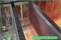 نحوه ساخت لوله فولادی