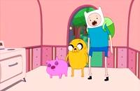 انیمیشن سریالی وقت ماجراجویی(ف3-ق7) – Adventure Time
