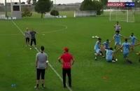 تمرین جالب اسکوچیچ برای ملی پوشان فوتبال