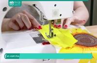 مدل دوخت سرویس آشپزخانه ( پیش بند )