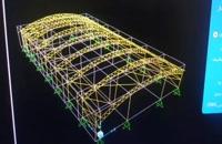 سوله - ساخت سوله سبک - ارزانترین سوله با شرکت مهندسی کلیدر