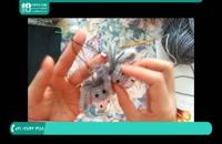 آموزش بافت عروسک کاموایی با قلاب
