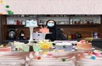 کلاس آموزش کیک پزی