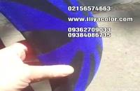 فروش دستگاه مخمل پاش/مخمل پاش صنعتی 09362709033