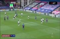 خلاصه مسابقه فوتبال کریستال پالاس 0 - منچسترسیتی 2