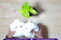عروسک خرگوش مولانگ در سایت zoodkado.com _ خرید عروسک خرگوش مولانگ
