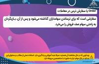آموزش جامع تابلو خوانی در بورس | موسسه آوای مشاهیر | سفارش ترس
