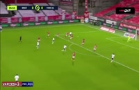 خلاصه مسابقه فوتبال برس 0 - پاری سن ژرمن 2