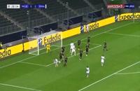 خلاصه بازی فوتبال مونشن گلادباخ 2 - رئال مادرید 2
