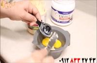 آموزش تهیه ماسک مو با زرده تخم مرغ ، سس مایونز و روغن نارگیل