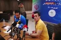 چرا سعید عبدولی از تیم ملی کنار گذاشته شد؟