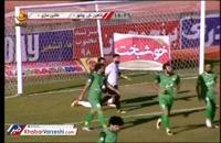 خلاصه بازی شاهین بوشهر ۳-۱ ماشین سازی