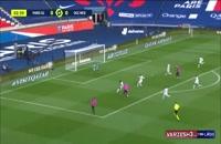 خلاصه مسابقه فوتبال پاری سن ژرمن 2 - نیس 1