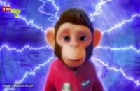 انیمیشن سینمایی میمون های فضایی ۲ (دوبله فارسی)