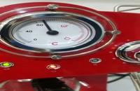 ????اسپرسو ساز آمبیانو ????مدل 95681 ????توان 1100 وات ????نازل مایع شیر گردان تنظیم کننده ????کیفیت بالا در یک طراحی یکپارچه ????مخزن آب متحرک برای پر شدن