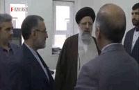 بازدید سرزده رئیس قوه قضاییه از دادگستری شهریار را ببینید