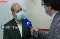 رئیس ستاد مقابله با کرونا تهران: علائم سرماخوردگی مساوی است با کرونای دلتا