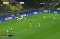 خلاصه مسابقه فوتبال دورتموند 1 - منچسترسیتی 2