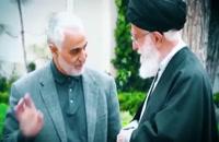یادی از سردار حاج قاسم سلیمانی - اجتماع هیئت های شمال غرب تهران