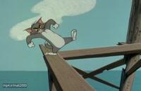 کارتون تام و جری با داستان کنسرو