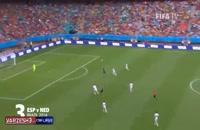 رابین فن پرسی در جام جهانی