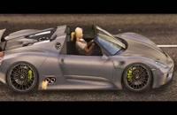 خودرو پورشه 918 برای GTA V