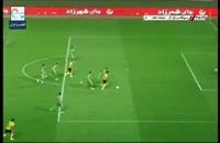 خلاصه بازی سپاهان - صنعت نفت