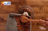 طرز تهیه کره بادام