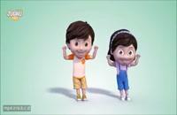 کلیپ شاد کودکانه فارسی