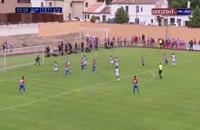 خلاصه بازی فوتبال نومانسیا - اتلتیکو مادرید