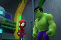 عنکبوتی و دوستان شگفت انگیزش فصل اول قسمت چهارم