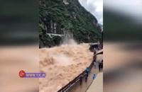 رودخانه بسیار دیدنی در کشور چین