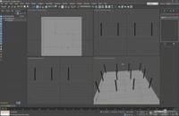 3ds max display layers آموزش تری دی مکس