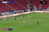 خلاصه مسابقه فوتبال لایپزیش 0 - لیورپول 2