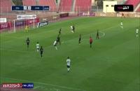خلاصه مسابقه فوتبال عراق - کامبوج