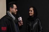 مصاحبه با متین ستوده بازیگر فیلم سه کام حبس