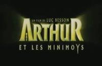 تریلر انیمیشن آرتور و مینی مویها Arthur and the Invisibles 2006