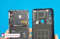 آموزش تعویض باتری گوشی ایسوس Zenfone Max Pro M2 - فونی شاپ