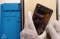 فیلم آموزش تعمیر موبایل سامسونگ گلکسی S10