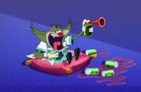 انیمیشن اوگی و سوسک ها (فصل 2-ق47)-Penalty Shot