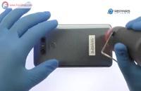 آموزش تعویض باتری گوشی LG G6 - فونی شاپ