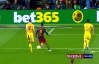 پاس های استثنایی لیونل مسی ستاره فرازمینی فوتبال